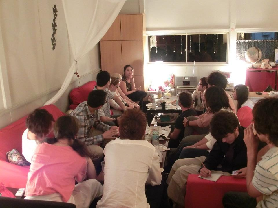 近々交流会開催!新宿区市ヶ谷EROOMで開催
