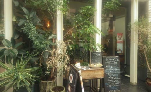 東日本橋のおすすめカフェの紹介です